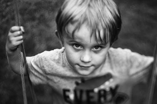 Immagine gratuita di bambino, capelli, capello