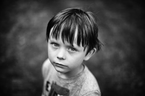 Immagine gratuita di arte, bambino, capelli