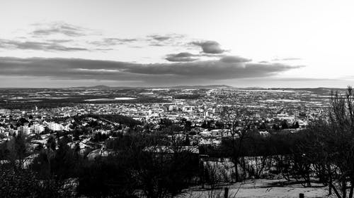 Free stock photo of black and white, cityscape, hungary