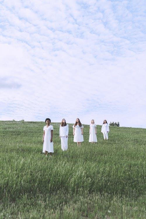 Бесплатное стоковое фото с близость, Взрослый, группа, дневное время