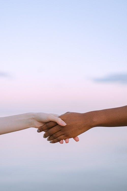 Photo of People's Hands