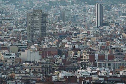 Free stock photo of barcelona, city, density