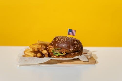 Ảnh lưu trữ miễn phí về ẩm thực truyền thống, bánh bao, bánh hamburger, bánh kẹp
