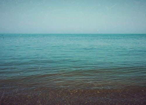 Foto d'estoc gratuïta de aigua, mar, oceà, oceà blau
