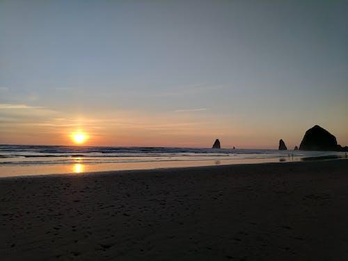 Free stock photo of beach, cannon, cannon beach, nature