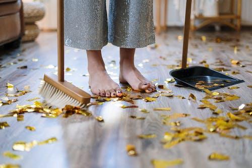 Imagine de stoc gratuită din a lua cu lingura, apartament, casă, confetti