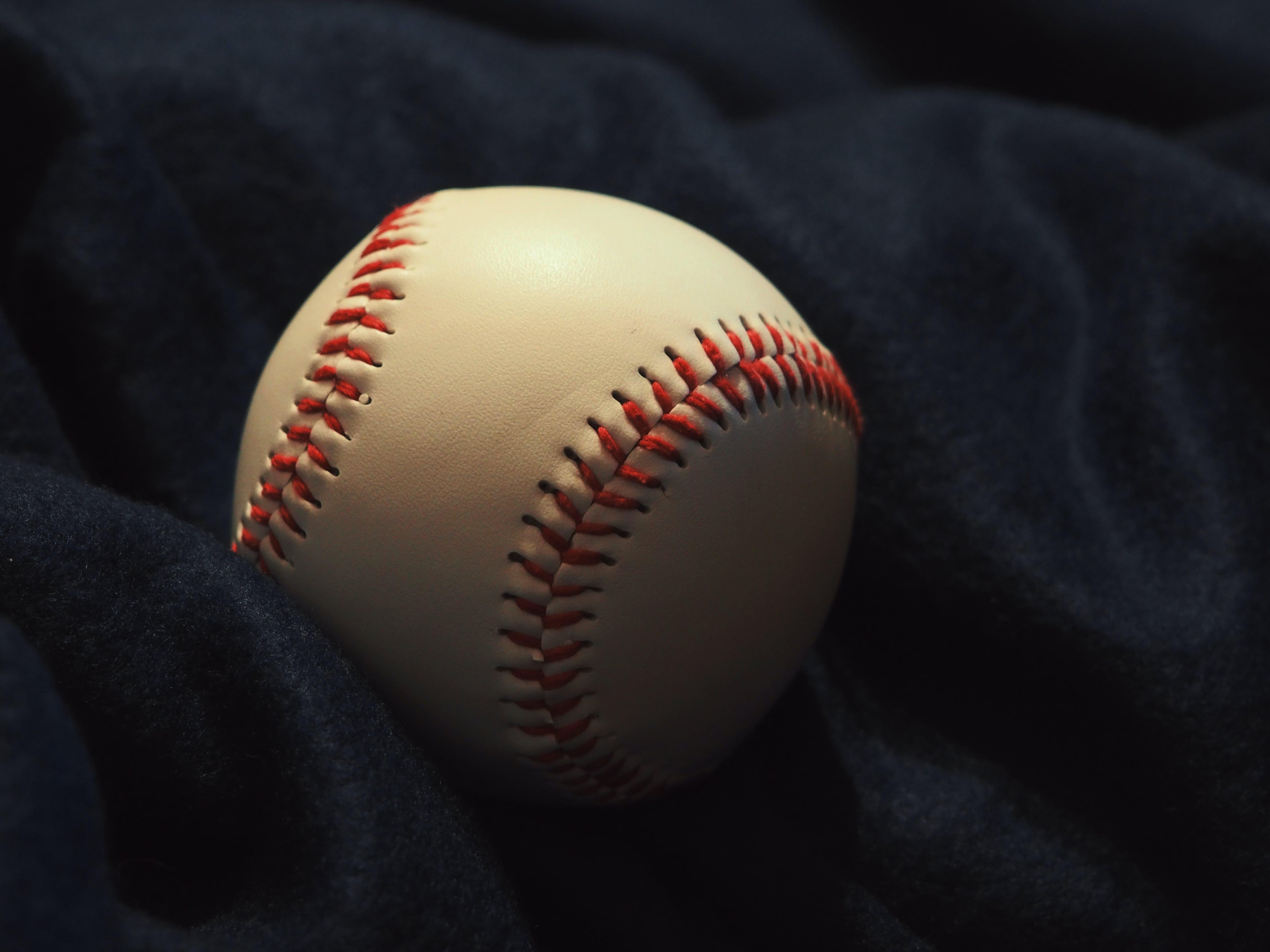 Foto d'estoc gratuïta de afició, beisbol, bola, esport