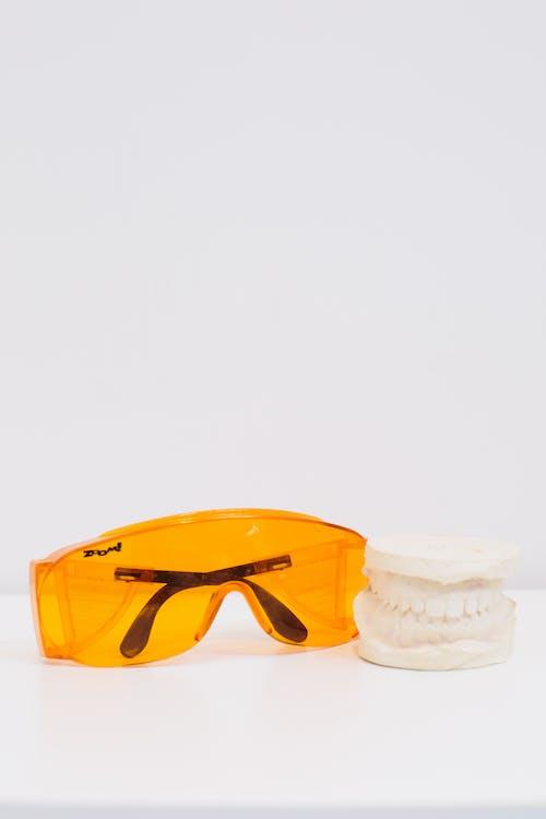 Kostenloses Stock Foto zu abbildung, brille, design, disjunct