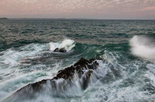 Gratis stockfoto met Cornwall, engeland, golven