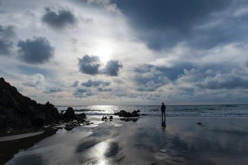 Gratis stockfoto met cornish kustlijn, Cornwall, engeland