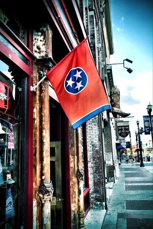 Free stock photo of downtown, nashville, tennessee