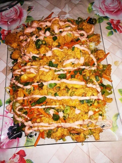 맛있는, 모바일 챌린지, 쌀, 야외 챌린지의 무료 스톡 사진
