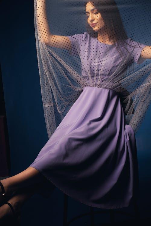 人, 垂直, 女人 的 免費圖庫相片