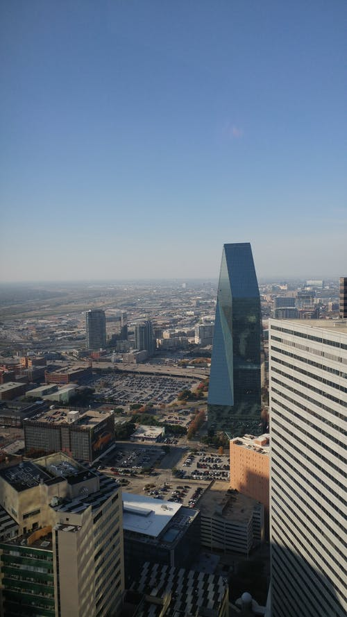 Gratis stockfoto met downtown dallas