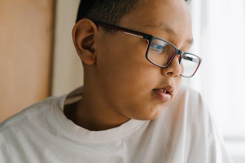 Darmowe zdjęcie z galerii z afroamerykanin, chłopak, dziecko