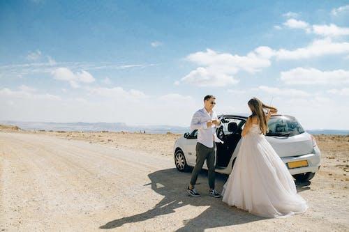Imagine de stoc gratuită din afecțiune, angajament, armonie, automobil
