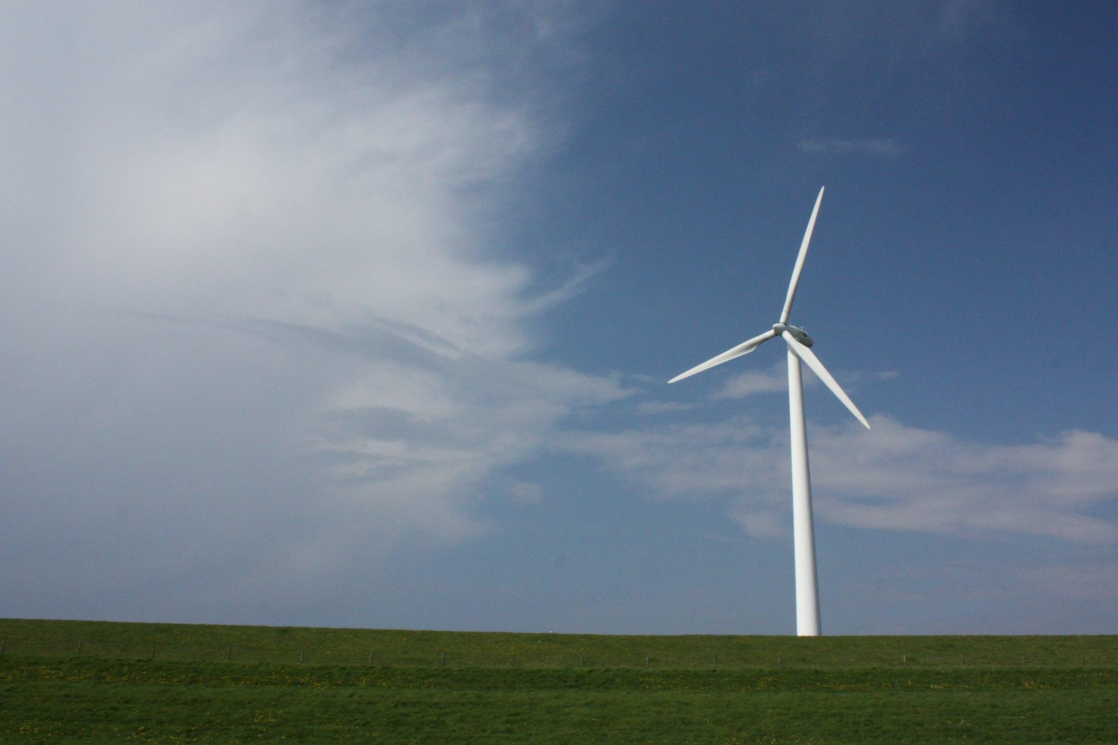 Fotos de stock gratuitas de eólico, nubes, Países Bajos