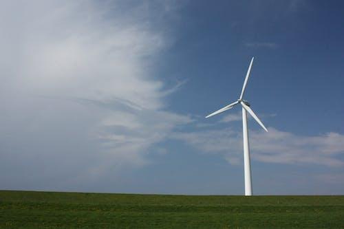 Foto stok gratis awan, Belanda, eolic