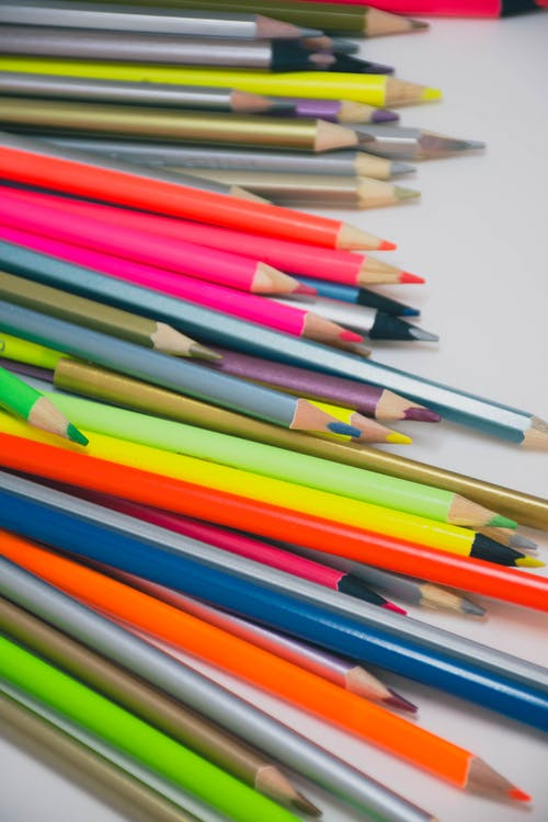 Photo of Coloring Pencils