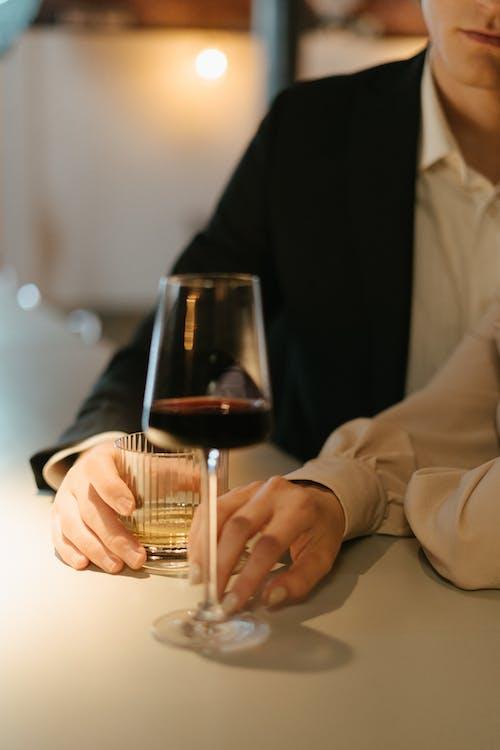 Ingyenes stockfotó alkohol, bár, beltéri témában
