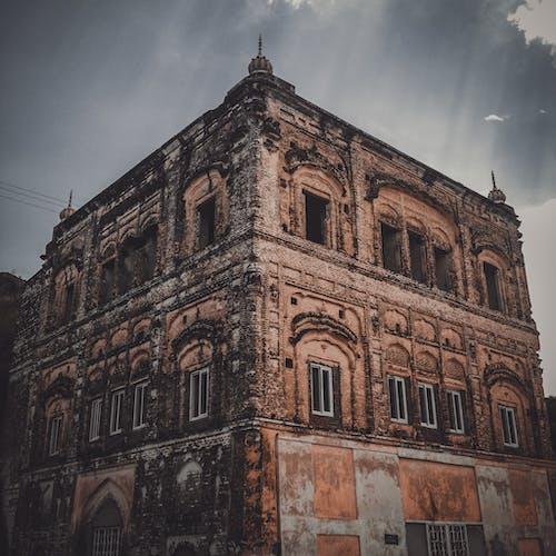 Free stock photo of abandoned building, mobilechallenge, outdoorchallenge