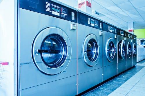 Photo of Laundromat Machines