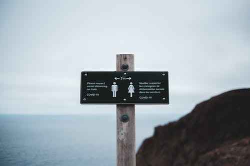 Shallow Focus Photo of Signpost