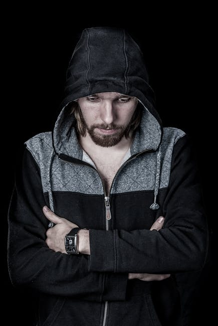 boy, handsome, hoodie