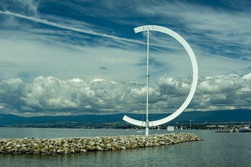 Základová fotografie zdarma na téma městské oblohy, oblačno, ouchy