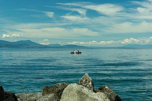 Základová fotografie zdarma na téma člun, jezero
