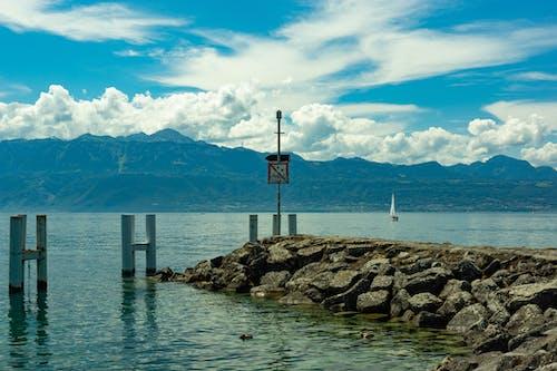 Základová fotografie zdarma na téma jezero
