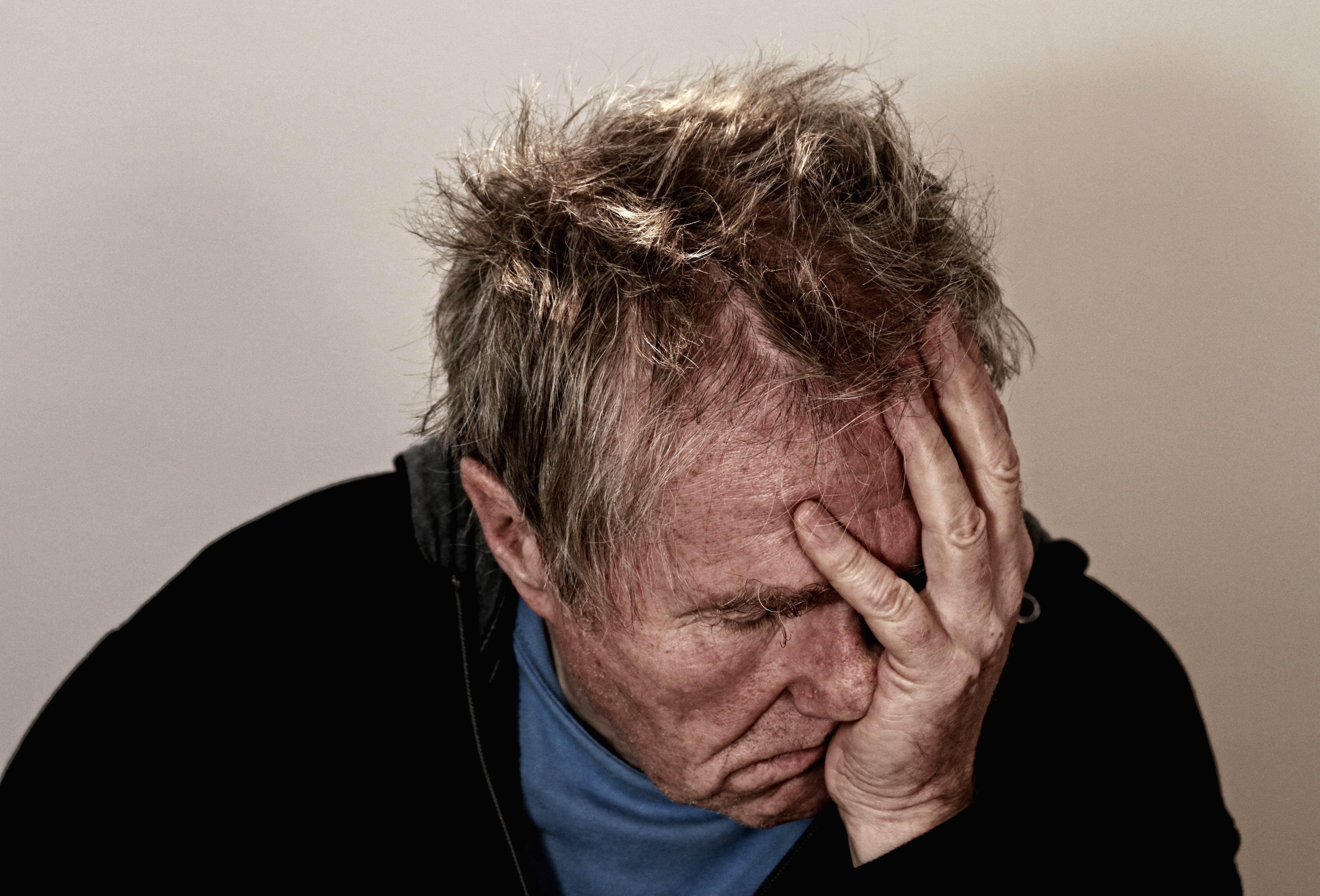 Free stock photo of man, heart, emotions, feelings