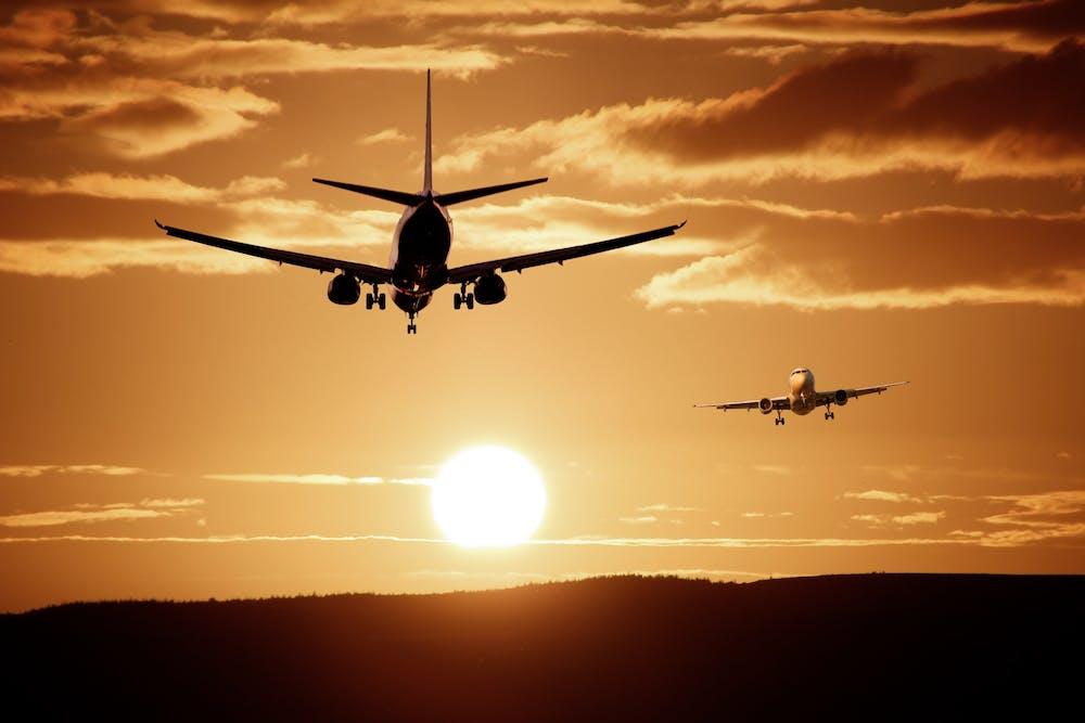 Flights @pexels.com