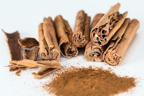 Foto stok gratis aroma, bahan, bubuk kayu manis, bumbu