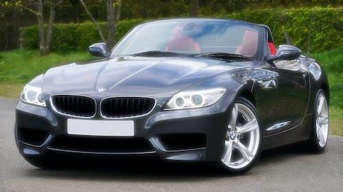 araba, araba araç fotoğrafçılığı, araç, BMW Z4 içeren Ücretsiz stok fotoğraf