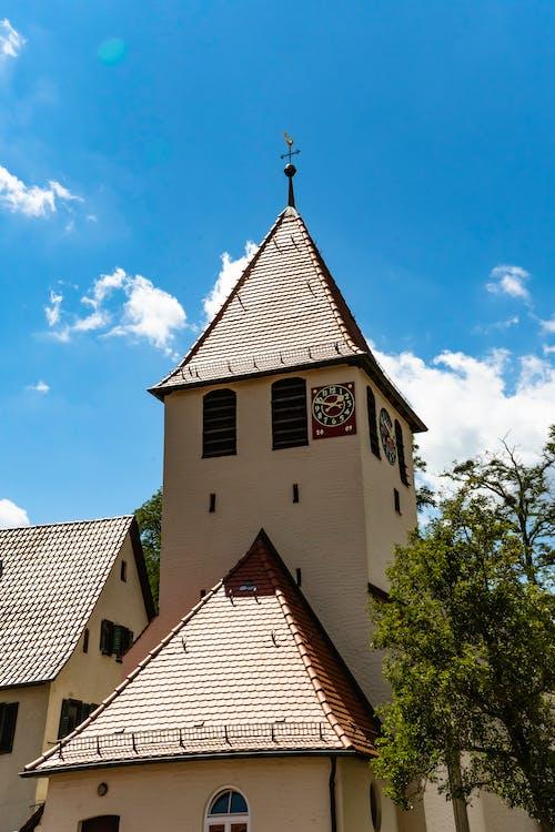 Free stock photo of church, church building, old church