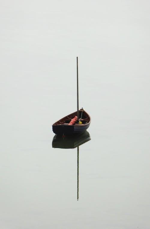 Imagine de stoc gratuită din apă, armonios, barcă, calm