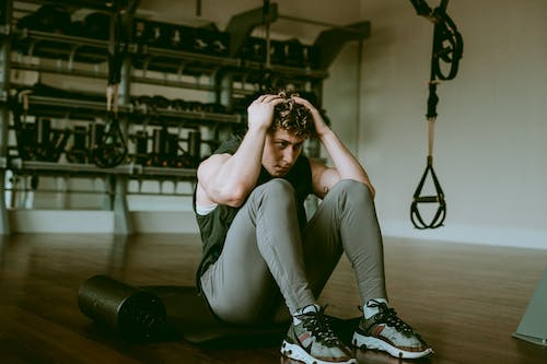 Photo of Man Doing Sit-Up