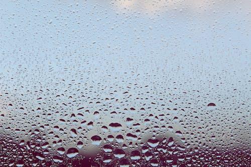 Бесплатное стоковое фото с вода, дождь, капля, небо