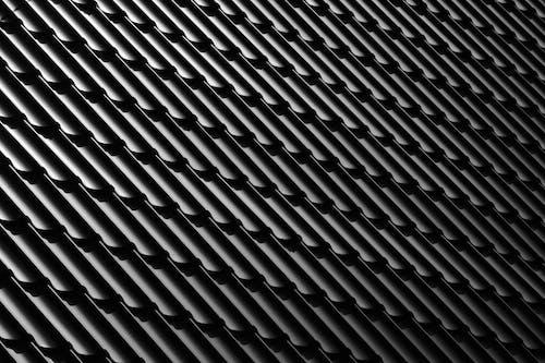 Black and White Textile Lot