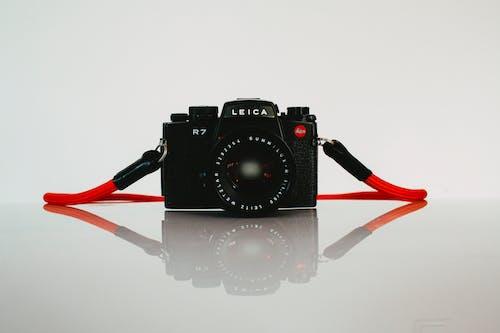 Gratis stockfoto met afstandsmeter, analoge camera, antiek, cameralens