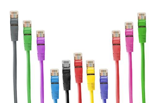 Ảnh lưu trữ miễn phí về cáp LAN, cáp mạng, ethernet, kết nối mạng
