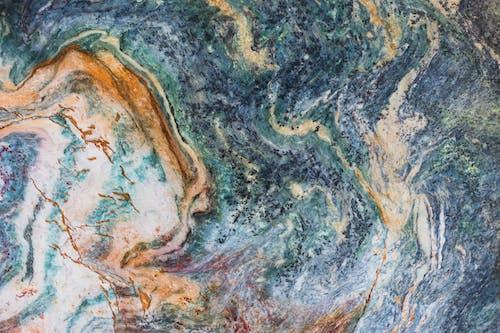 Immagine gratuita di arte, biglia, carta da parati di marmo