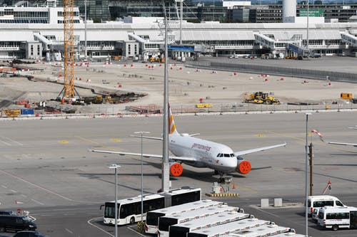 Kostenloses Stock Foto zu airbus, boeing, fluggesellschaft