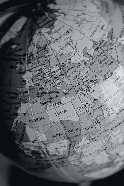 Darmowe zdjęcie z galerii z czarno-biały, edukacja, europa