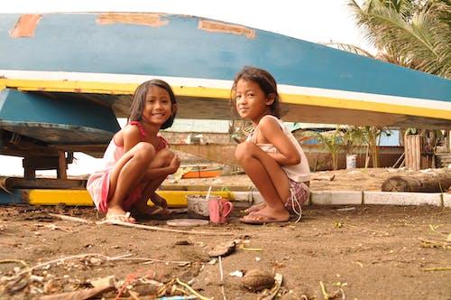 Free stock photo of asian children, children toy, kids, Local Kids