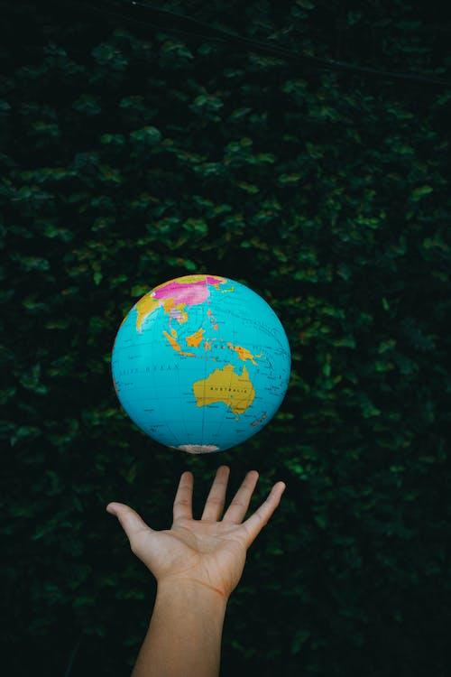 Gratis stockfoto met aardbol, aarde, bewaren