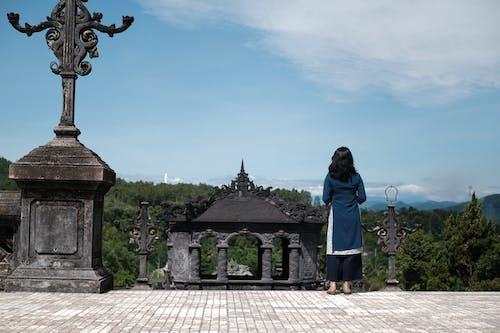 Fotos de stock gratuitas de mausoleo, naturaleza, niña vietnamita, Reino