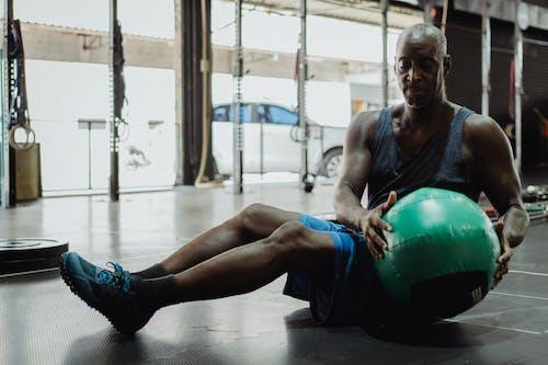 Ingyenes stockfotó ab edzés, afro-amerikai férfi, állóképesség témában