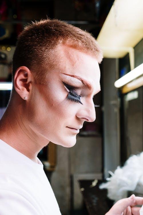 คลังภาพถ่ายฟรี ของ greasepaint, LGBTQ, การจัดเตรียม